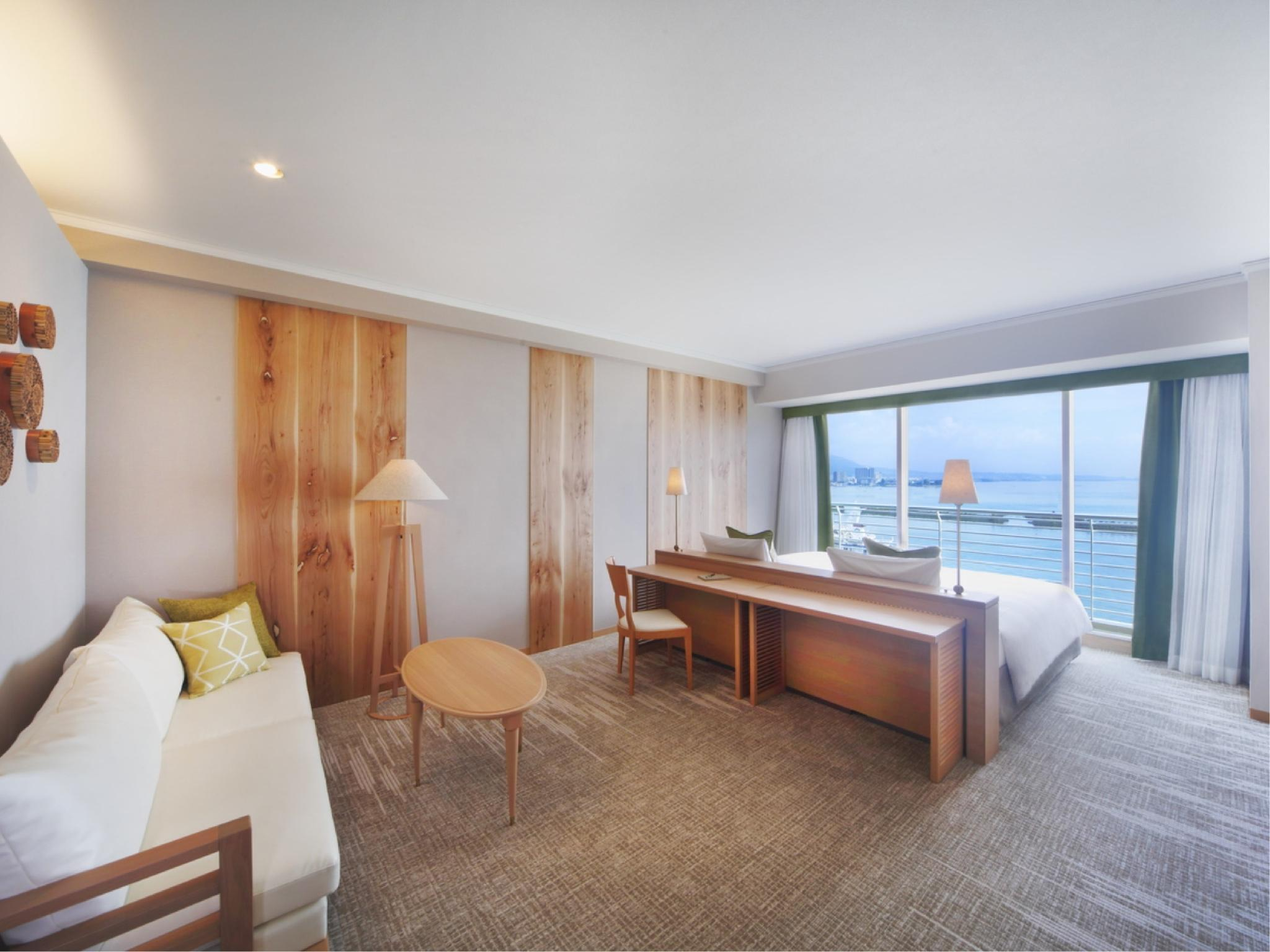 Natura Twin Room (Superior Floor)