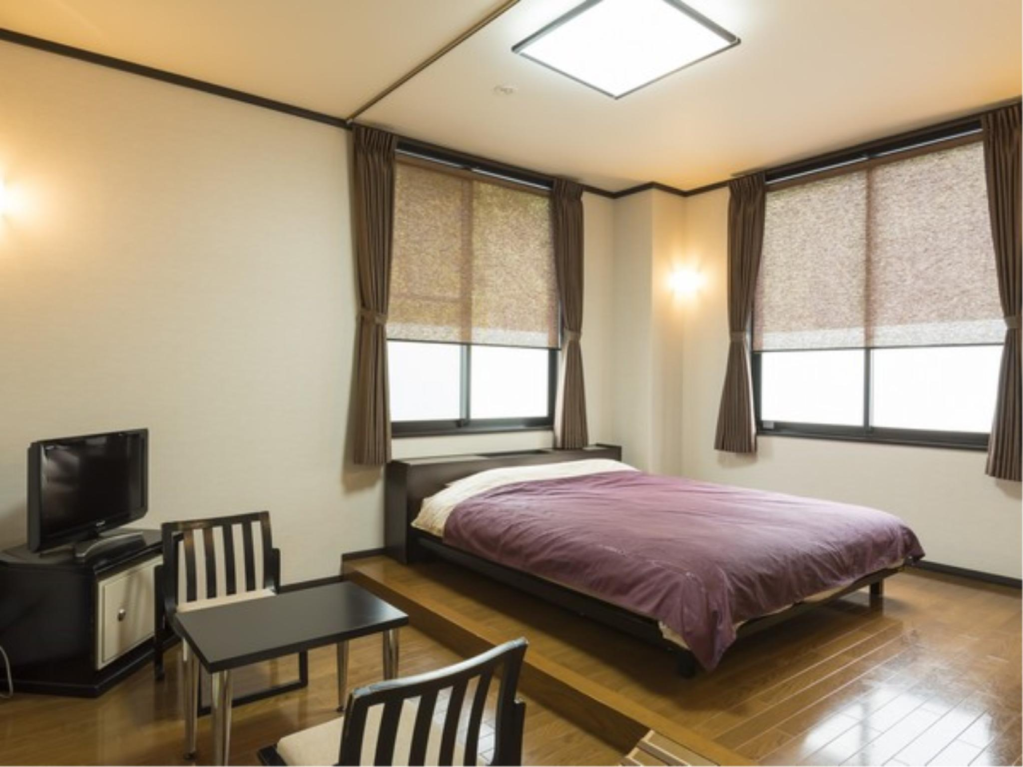 Japanese/Western-style Room (1 Bed)