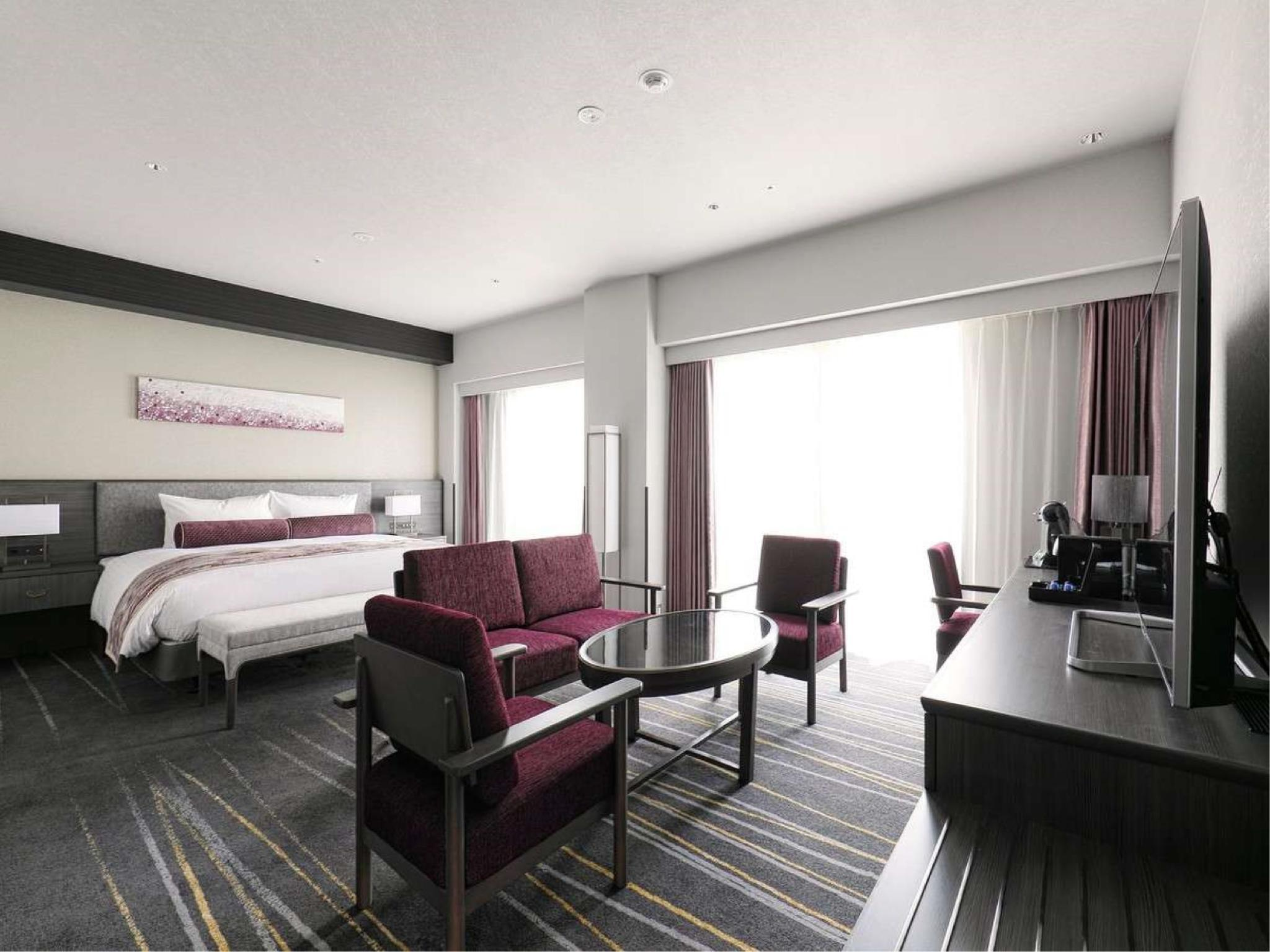 Junior Suite (Executive Floor)
