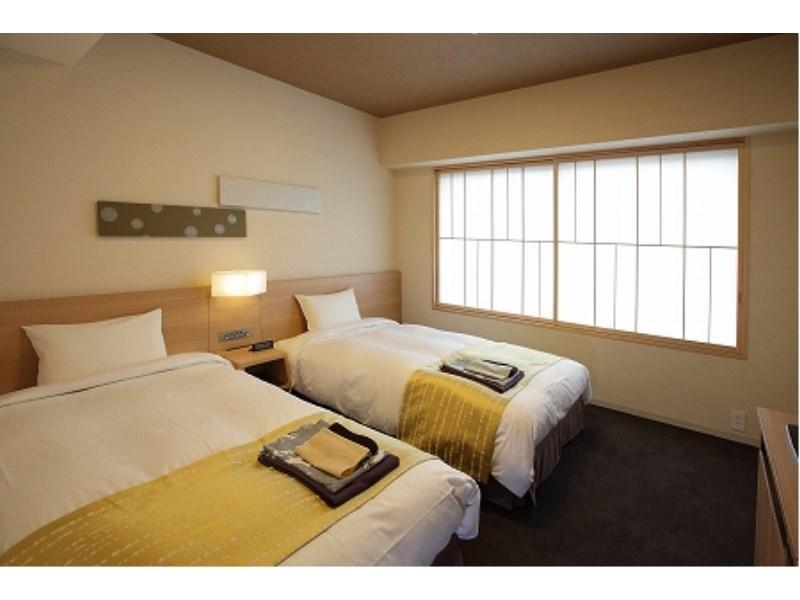 Economy Twin Room (Upper Floors)