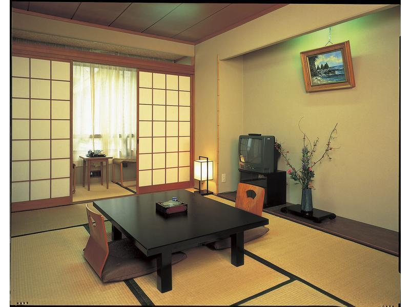 和式房(無浴室) (Japanese-style Room*No bath in room)