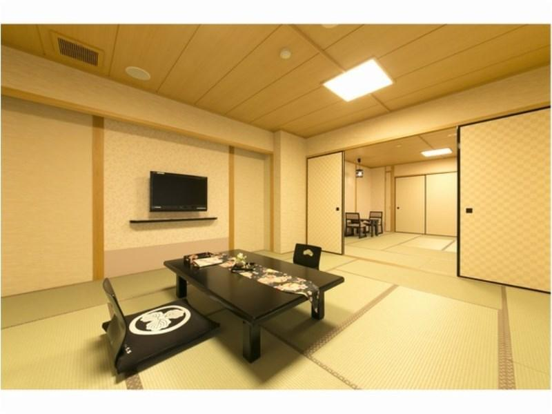 Japanese-style Room (2 Room Type)