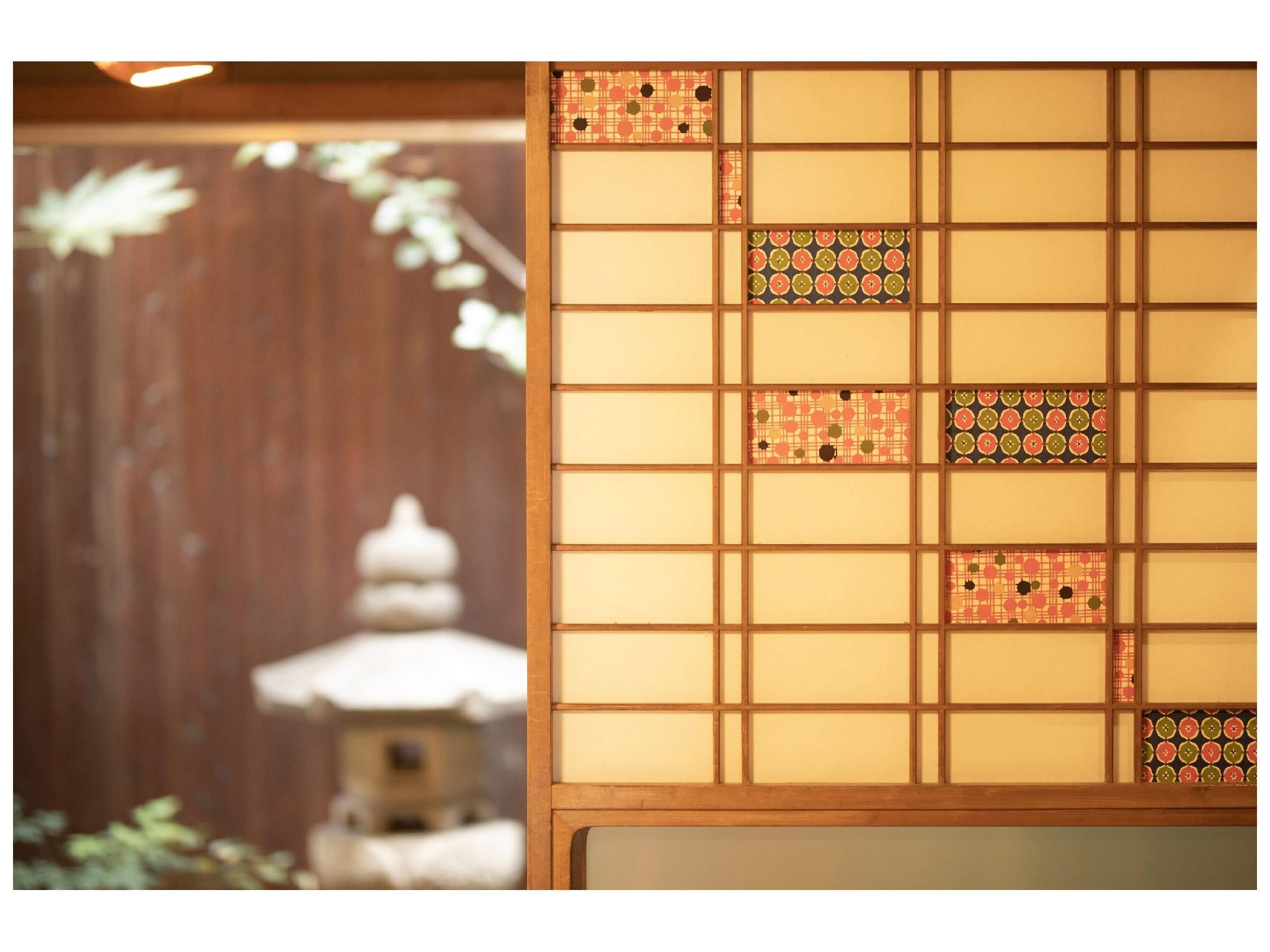 Japanese-style Room with Garden