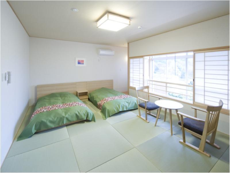 Maisonette with Open-air Bath (Kaze-no-To Wing)(*Non-smoking from 2020/11/1)