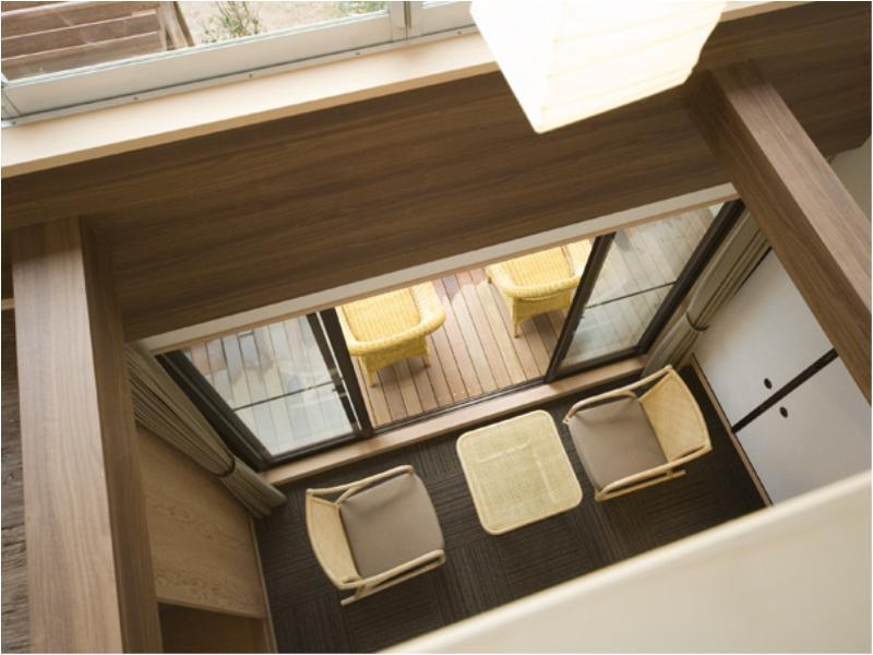 メゾネット露天風呂付 (Maisonette with Open-air Bath  (Kaze-no-To Wing) (*Non-smoking from 2020/11/1))