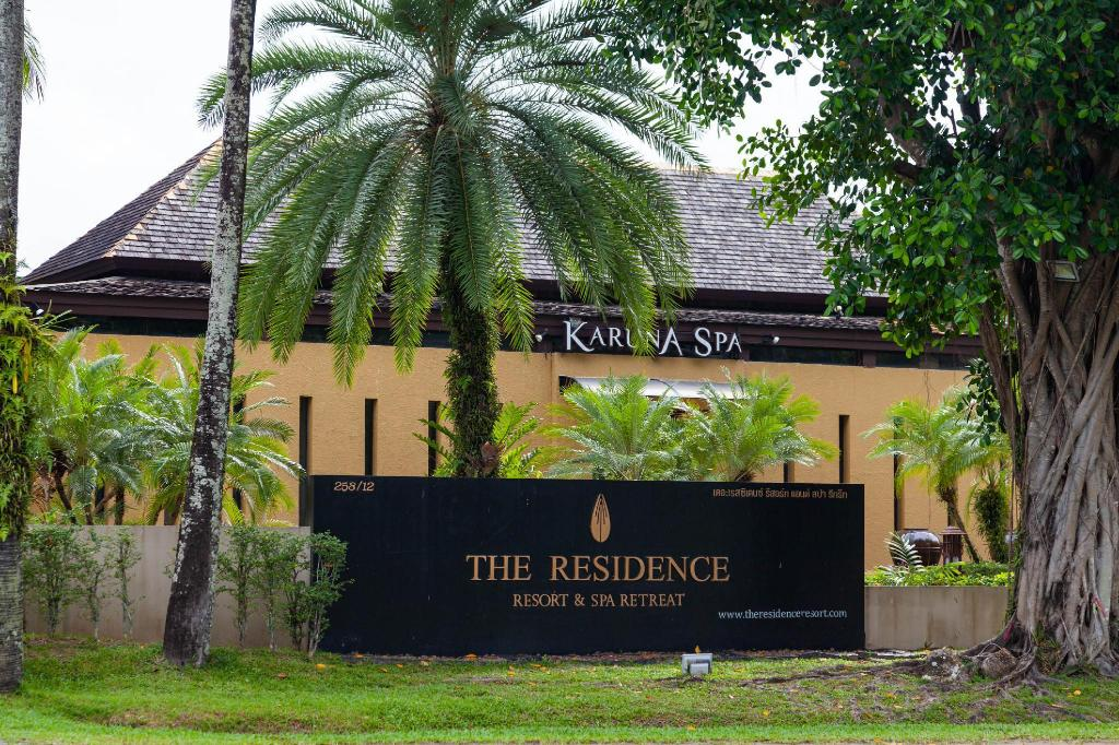 Intrare The Residence Resort & Spa Retreat