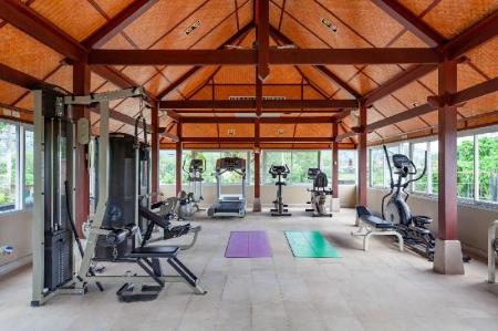 Fitness center The Residence Resort & Spa Retreat