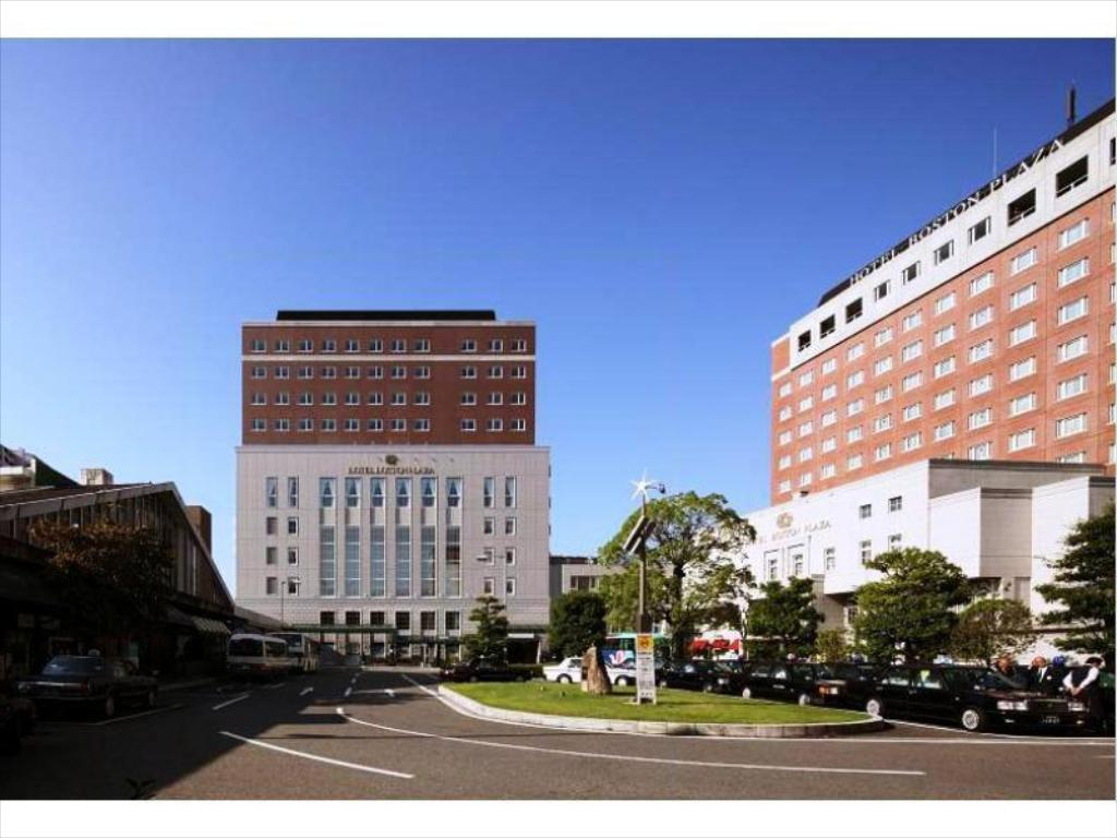 草津波士頓廣場酒店 (Hotel Boston Plaza Kusatsu Biwako )