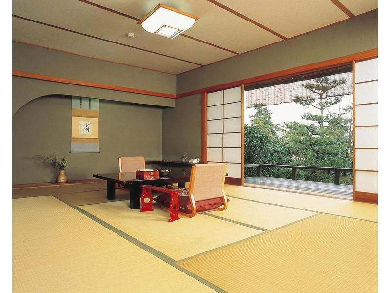 다다미 객실(SETSUGETSUKA-NO-TO) (Japanese-style Room (Setsugekka no To Wing))