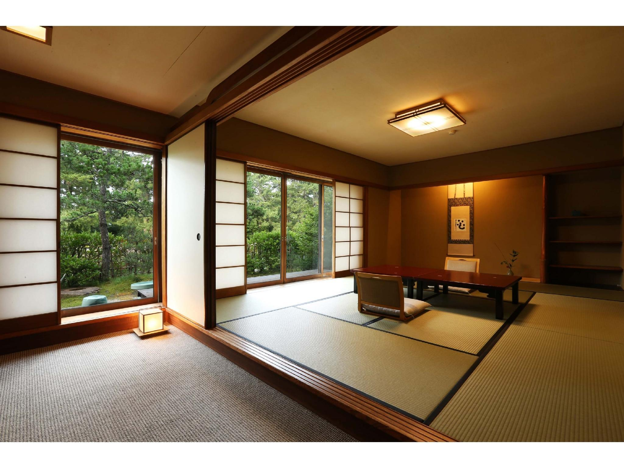 Japanese-style Room (Setsugekka no To Wing)