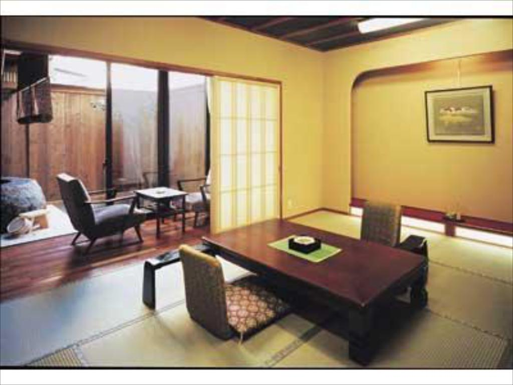 Japanese Style Room with Open-Air Bath - Guestroom Sennen no Yu Gonzaemon