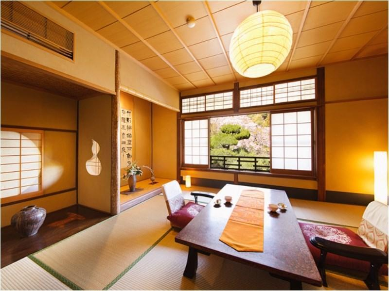竹 和式房 (Take-no-ma Japanese-style Room)