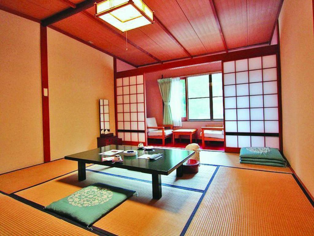 Japanese-style Room (2F) *No toilet in room - Guestroom Koyasan Onsen Fukuchi-in