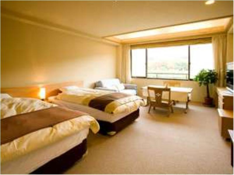 Deluxe Twin Room (East Wing)