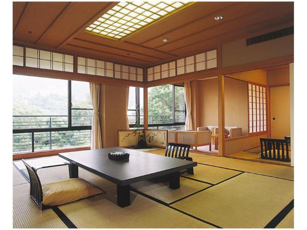 Japanese-style Suite (West Wing) - ห้องพัก