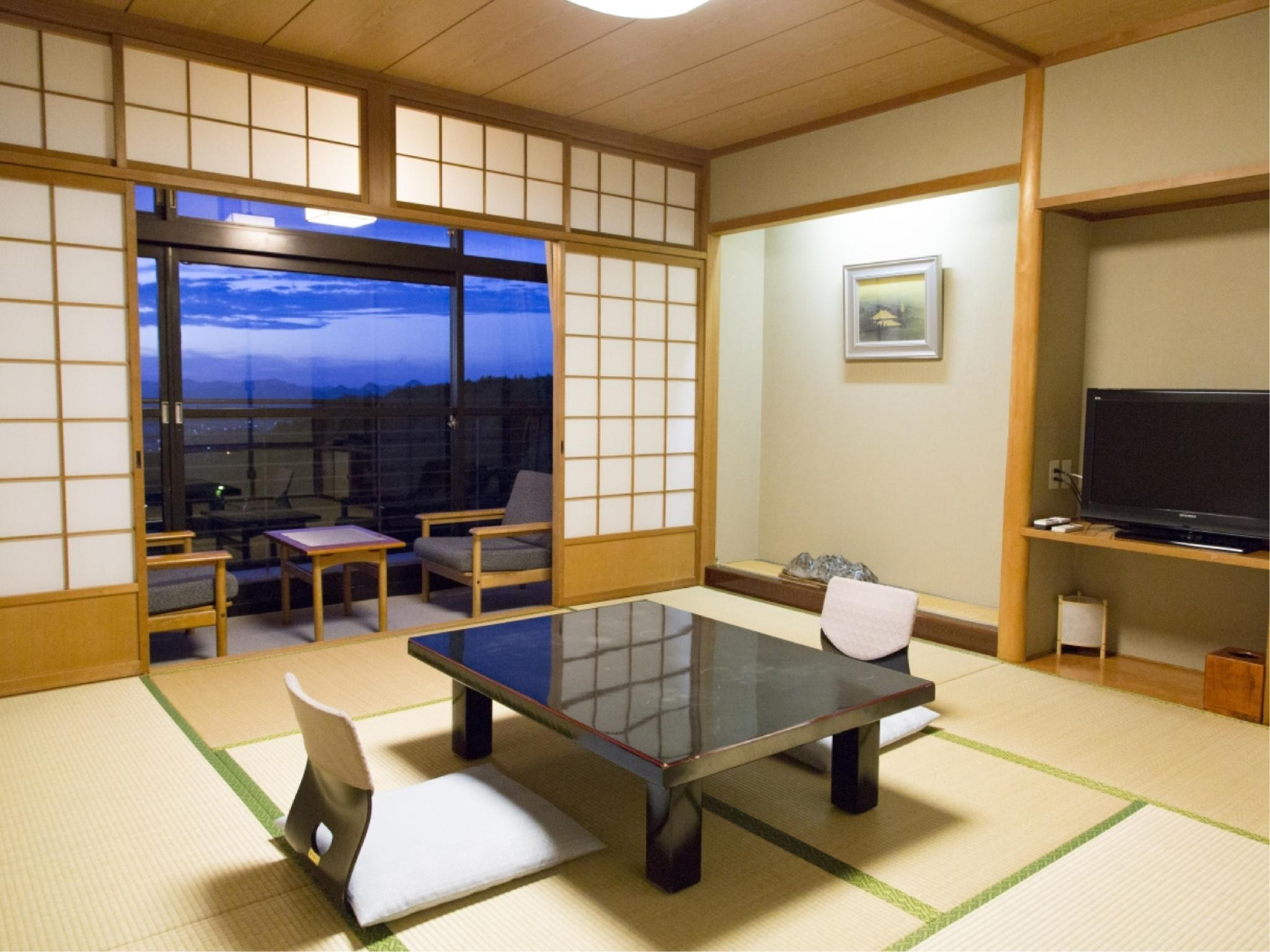 Japanese-style Room (Allocated on Arrival)