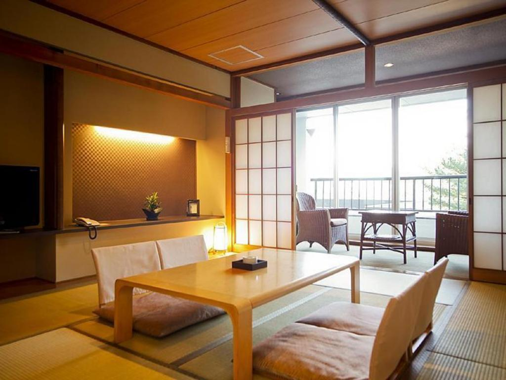 Standard Japanese-style Room (Main Building) - View