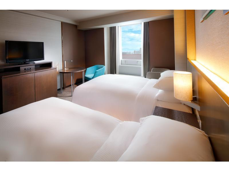 新改裝舒適雙人雙床房 (Comfort Twin Room *Refurbished room)