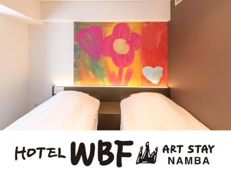 ホテルWBF ARTSTAYなんば (Hotel WBF Art Stay Namba)