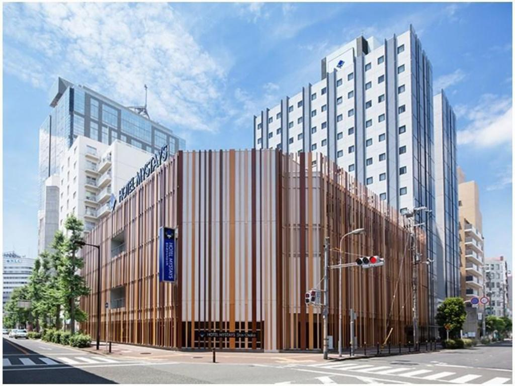 Hotel Mystays 新大阪(會議中心) (Hotel MyStays Shin Osaka Conference Center)