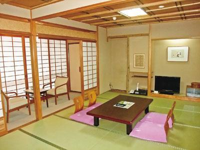 스탠다드 다다미 객실(본관) (Standard Japanese-style Room (Main Building))
