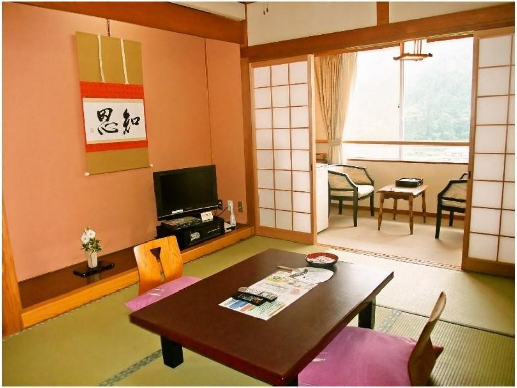 Japanese Style Room - Facilities Yunogo Grand Hotel