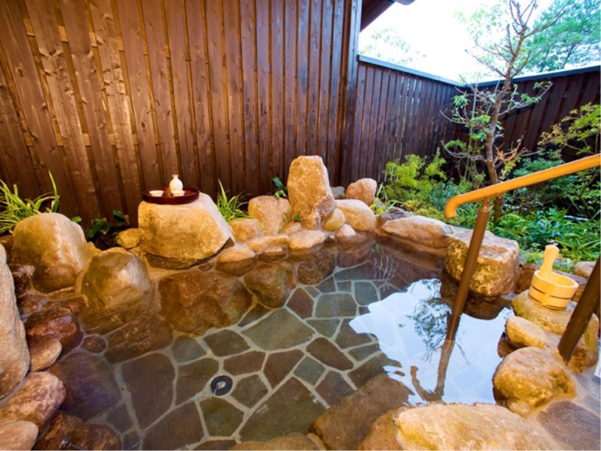 露天風呂付&ペット同伴OK◆むらさき (Cottage with Open-air Bath (Murasaki Type) *Pets OK)