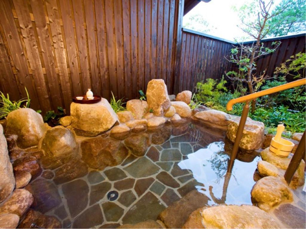 Cottage with Open-air Bath (Murasaki Type) *Pets OK - Guestroom