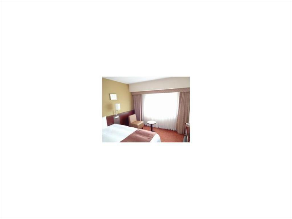 Single Standard Room - Guestroom Fukuyama New Castle Hotel