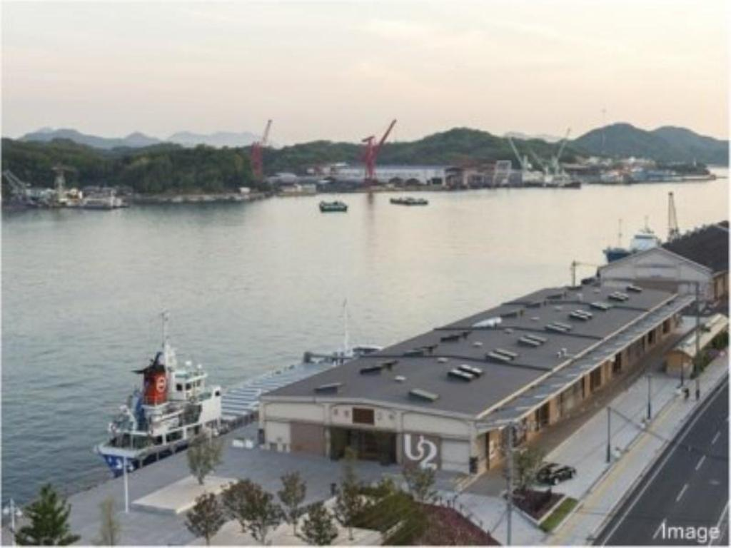 More about Onomichi U2 Hotel Cycle