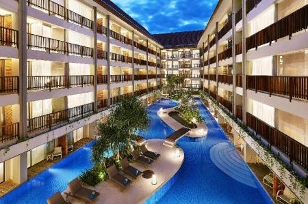 Swimming pool [outdoor] Four Points by Sheraton Bali, Kuta