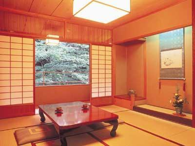 新館 和室 禁煙 |10畳+踏込 (Japanese-style Room (New Building))