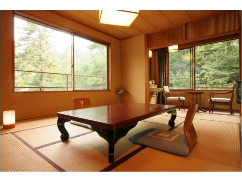 다다미 객실(신관) (Japanese-style Room (New Building))