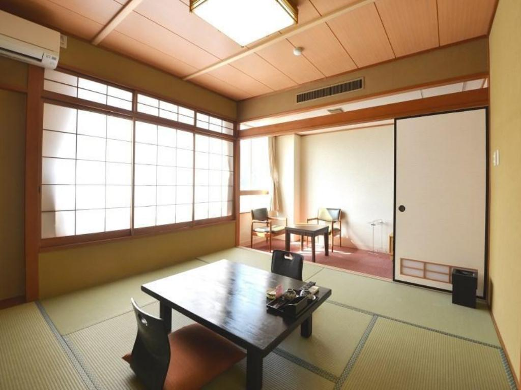 Japanese-style Room *Allocated on arrival - Facilities