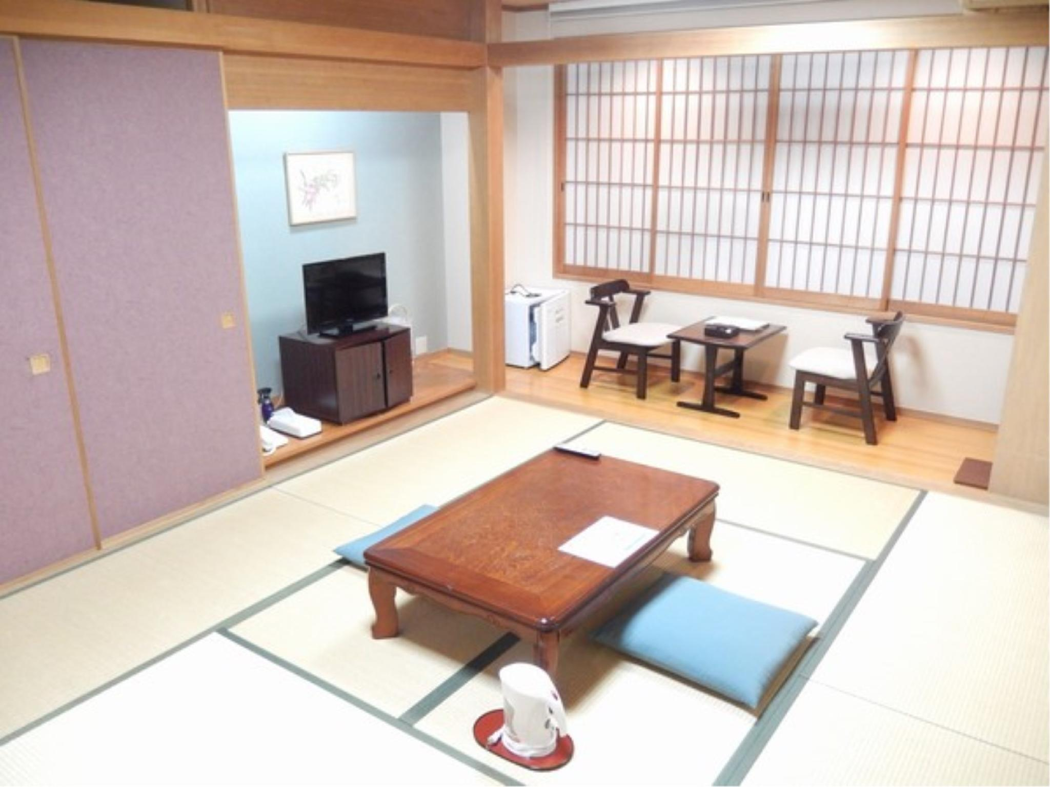 和式房(无厕所浴室) (Japanese-style Room *No bath or toilet in room)