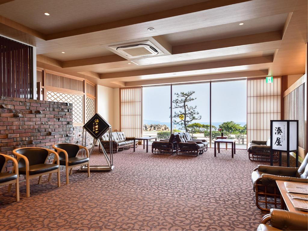 大堂 皆生海滨酒店 海之四季 (Kaike Seaside Hotel)