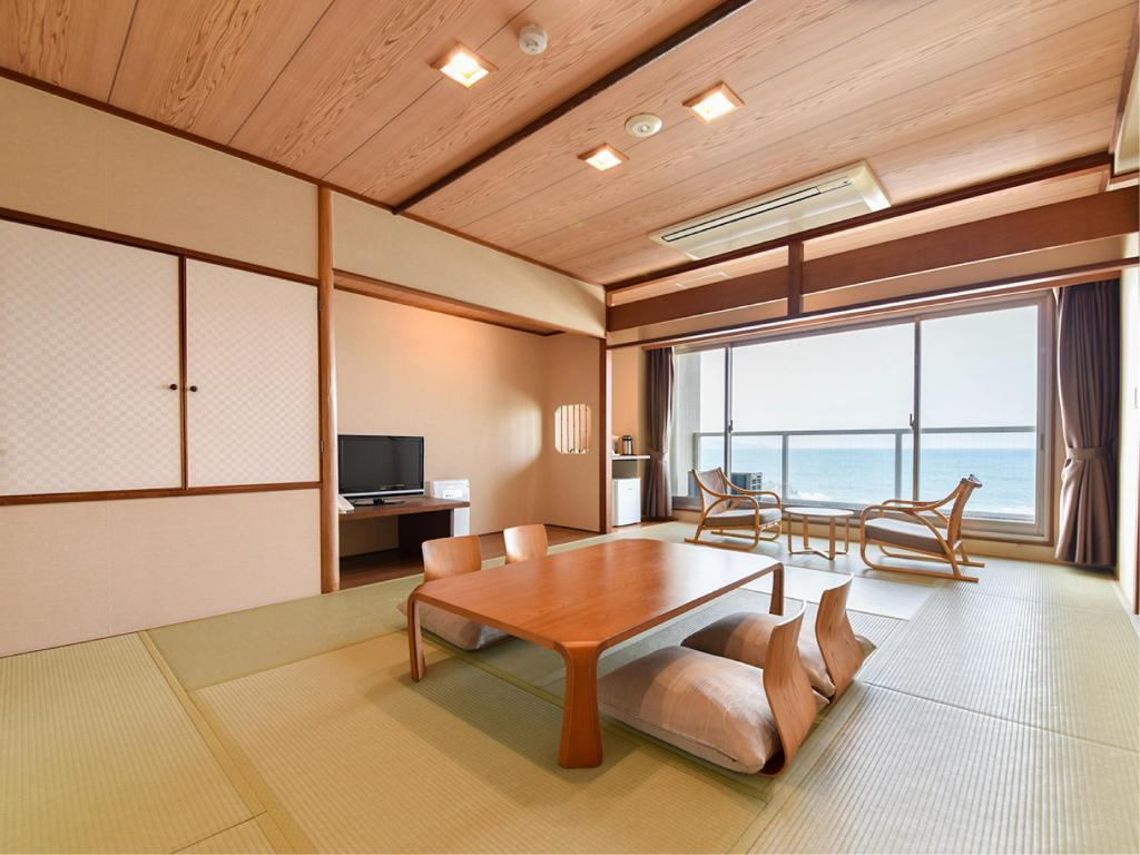 客房 - 客房 皆生海濱酒店 海之四季 (Kaike Seaside Hotel)