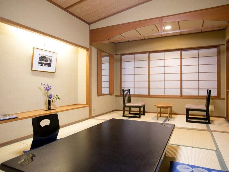 다다미 객실(남관) (Japanese-style Room (South Wing) *Allocated on arrival)