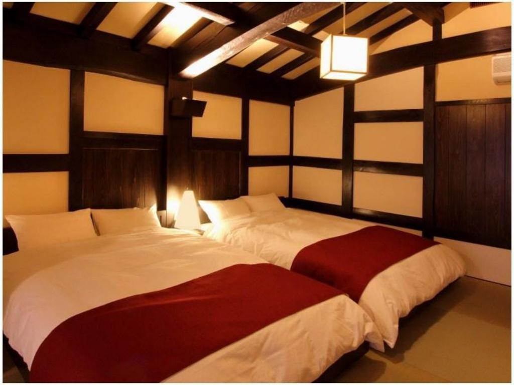 Deluxe Japanese-style Twin Room *Has toilet, Refurbished room - 客室