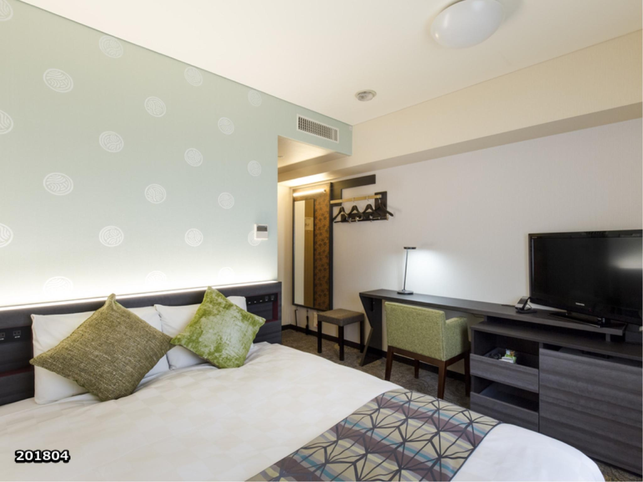 스탠다드 더블룸A (Standard Double Room (Type A))