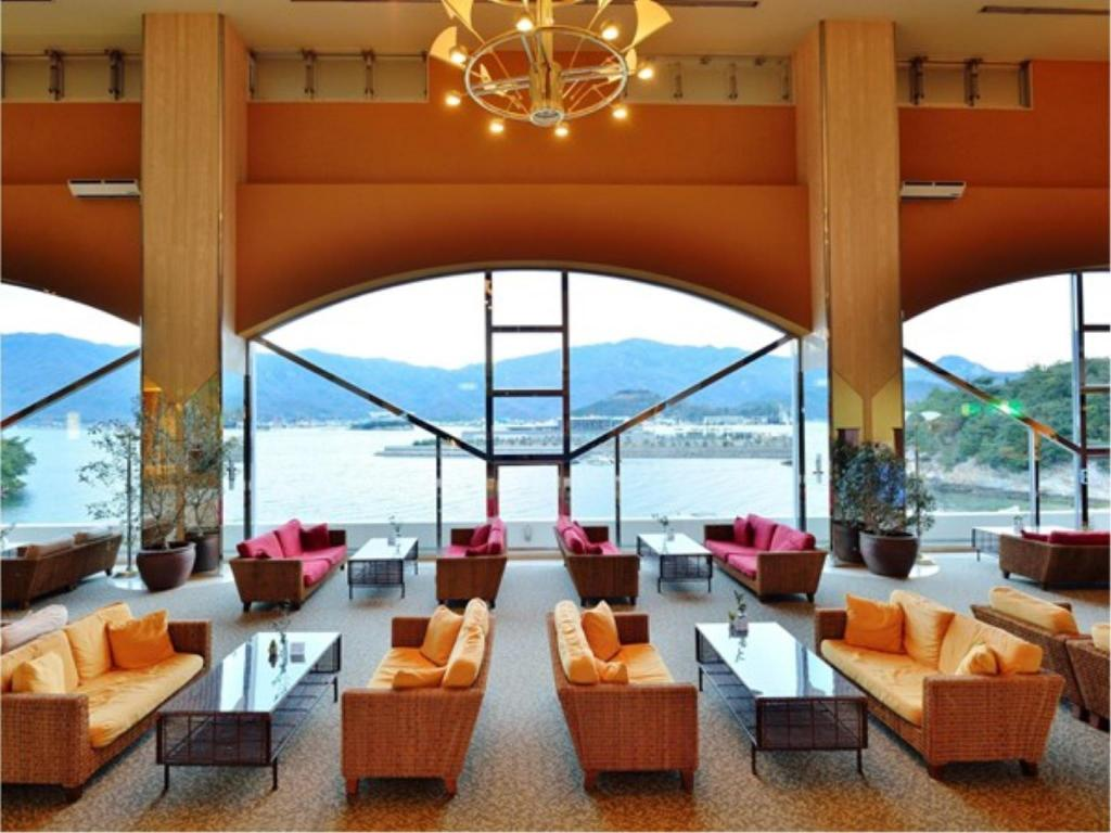 大堂 小豆岛海湾度假酒店 (Bay Resort Hotel Shodoshima)