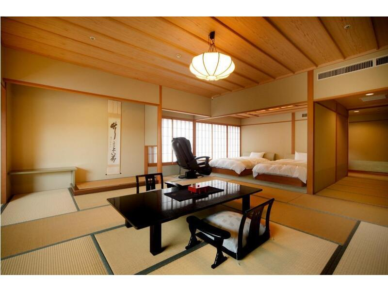 다다미 객실 (Japanese-style Room with Massage Chair (2 Beds, Hiten Wing))