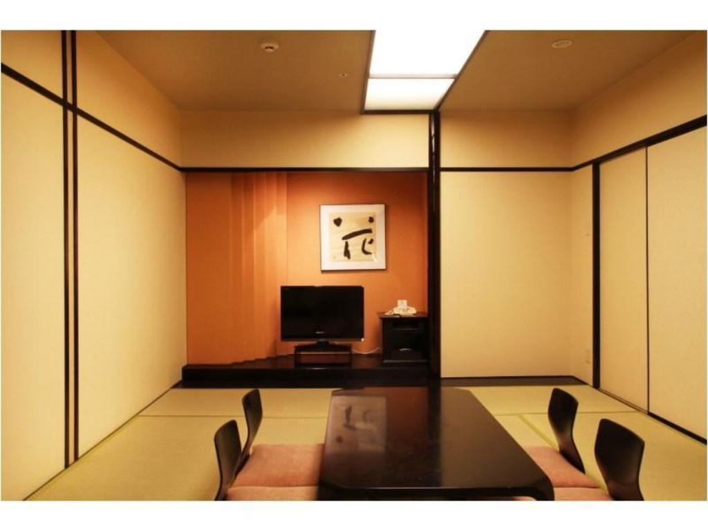 Japanese-style Semi Suite (Main Tower) - ห้องพัก AoAwo Naruto Resort (Formerly: Renaissance Naruto Resort)