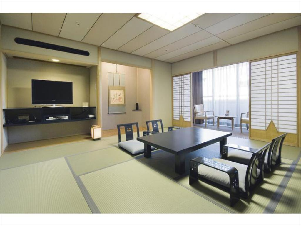 Japanese Style Room - Guestroom Dogo-kan