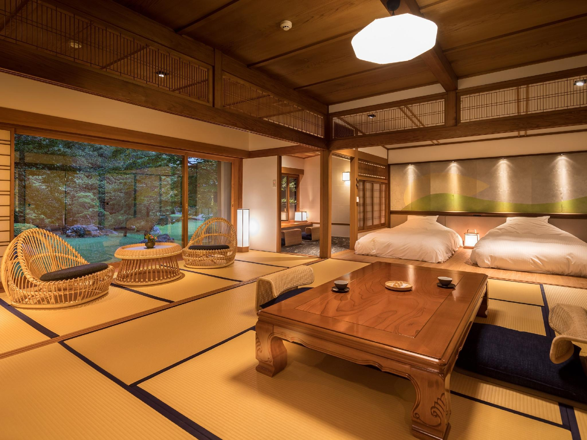 独立房(和洋式房/2张床) (Detached Japanese/Western-style Room (2 Beds))