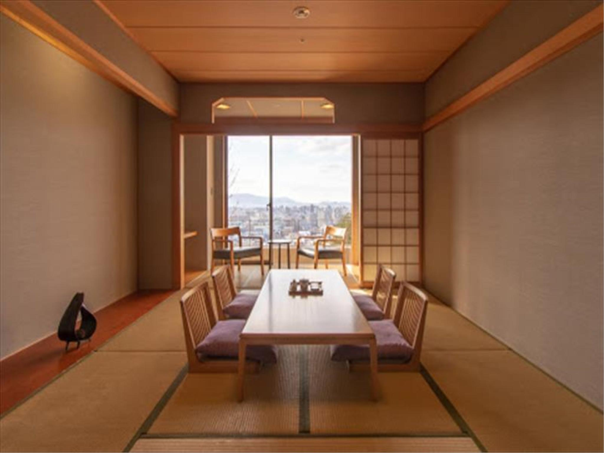Japanese Modernism Japanese-style Room