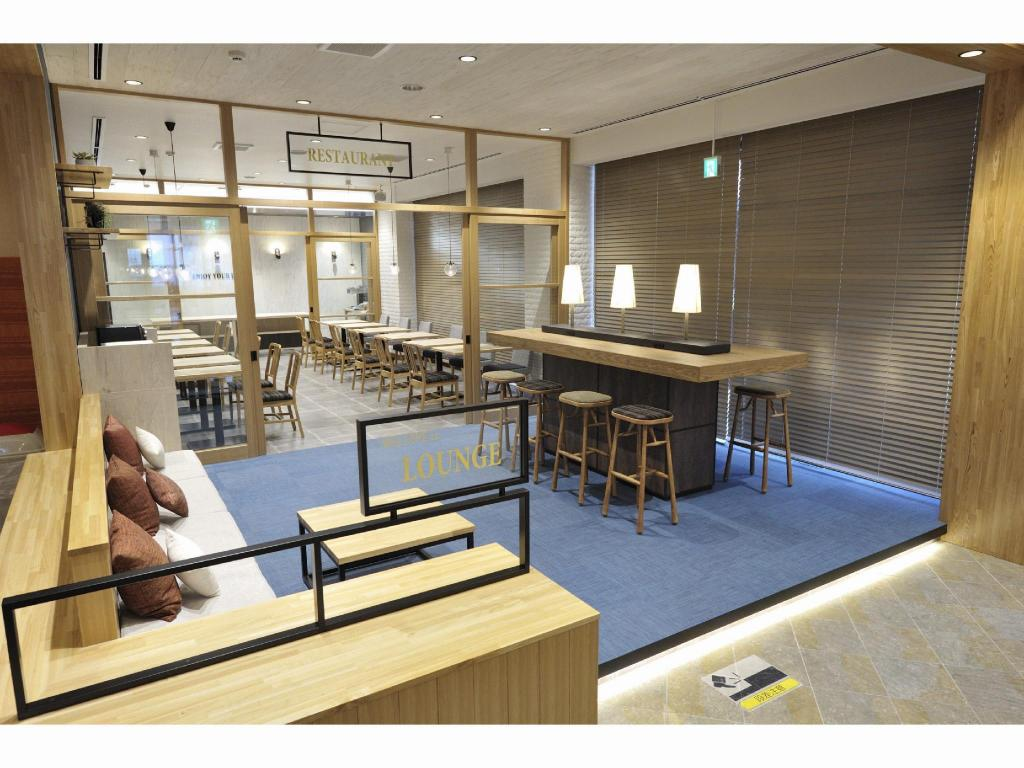大堂 天神Valie酒店 (Valie Hotel Tenjin (Court Hotels & Resorts))