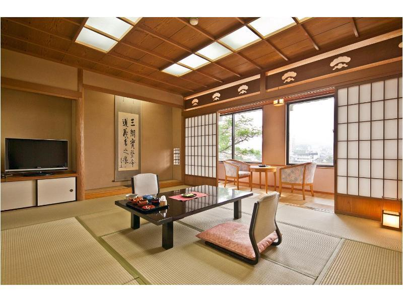 本館 和室 |8畳 (Japanese Style Room Main Building)