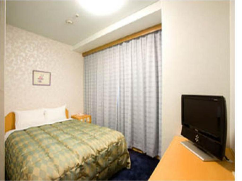 Single Room (Double Bed) - Guestroom Highness Hotel Kurume