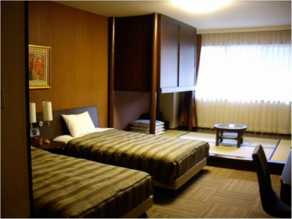 Standard Twin Room Japanese/Western-style Room - ห้องพัก